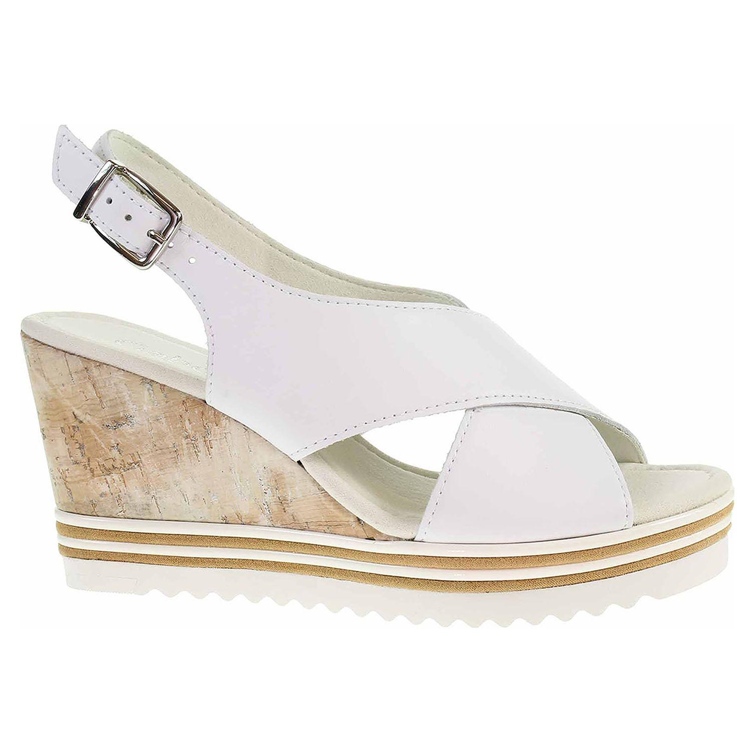 Dámské sandály Gabor 45.791.21 weiss 45.791.21 38