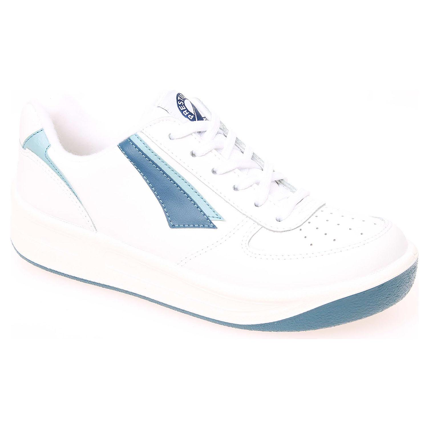 Dámská sportovní obuv Prestige 86808-10 bílá 86808-10 bílá 36