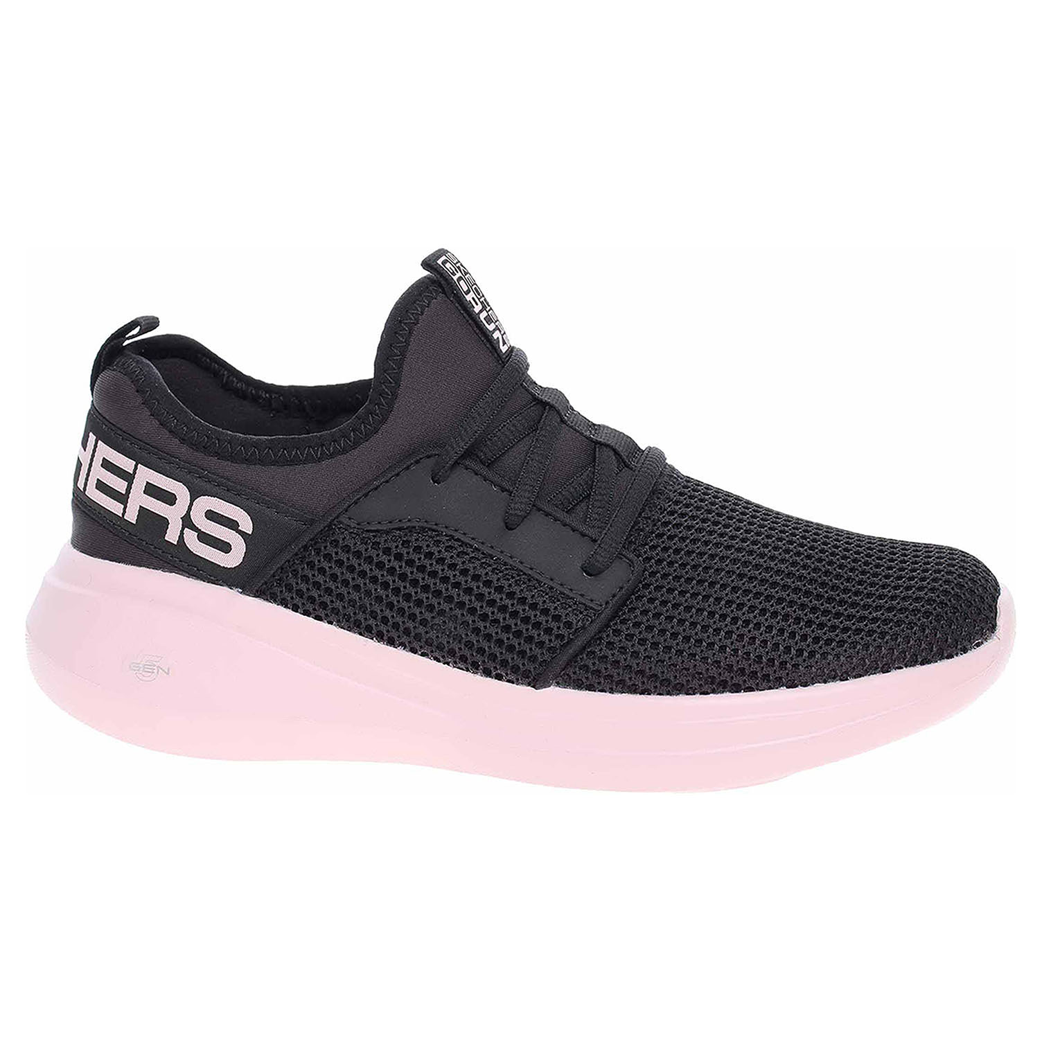 Skechers Go Run Fast - Quick Step black-pink 128010 BKPK 39