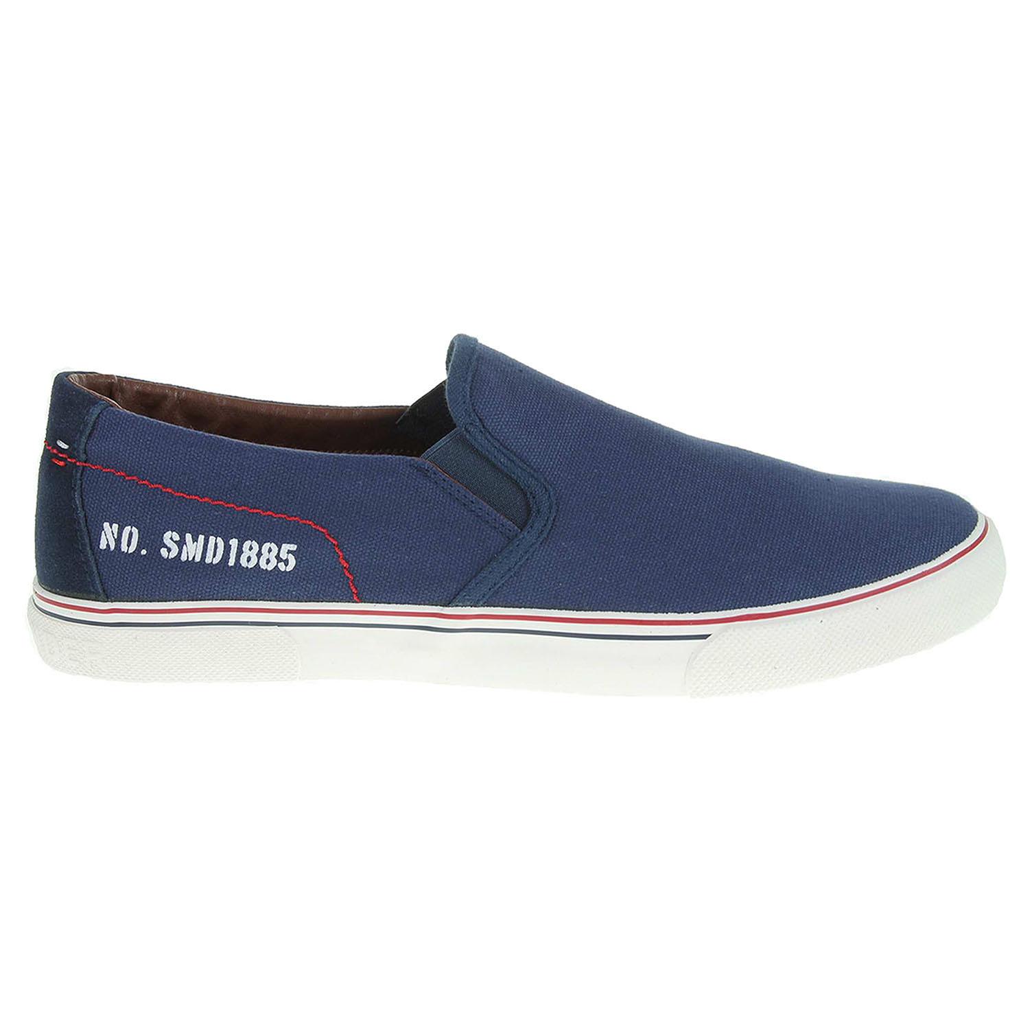 Salamander pánská obuv 60303-32 modrá 46