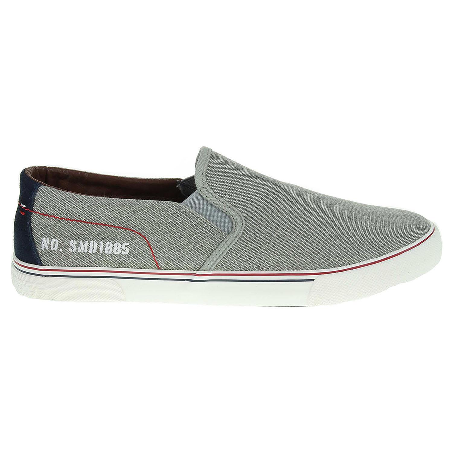 Salamander pánská obuv 60303-35 šedá 46