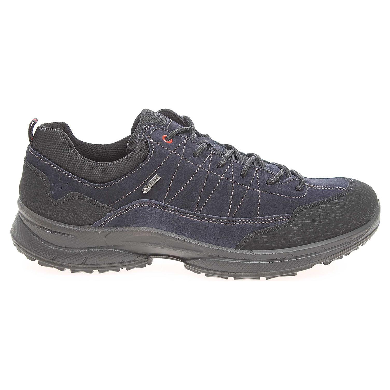 Ara pánská obuv 24206-02 modrá 11-24206-02 42