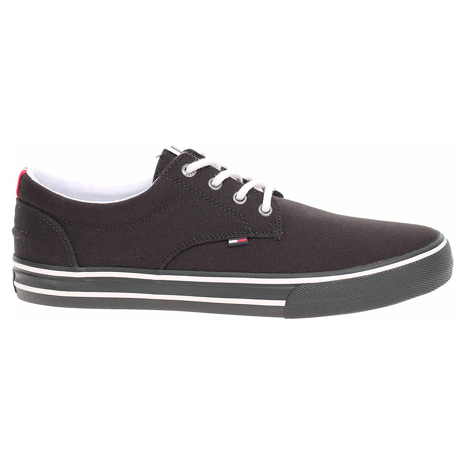 Pánská obuv Tommy Hilfiger EM0EM00001 black EM0EM00001 990 47
