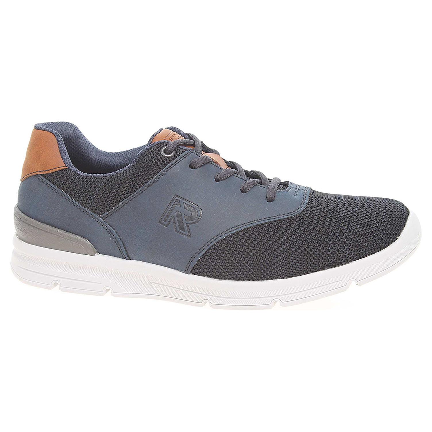 Pánská obuv Rieker 16400-00 schwarz 16400-00 41