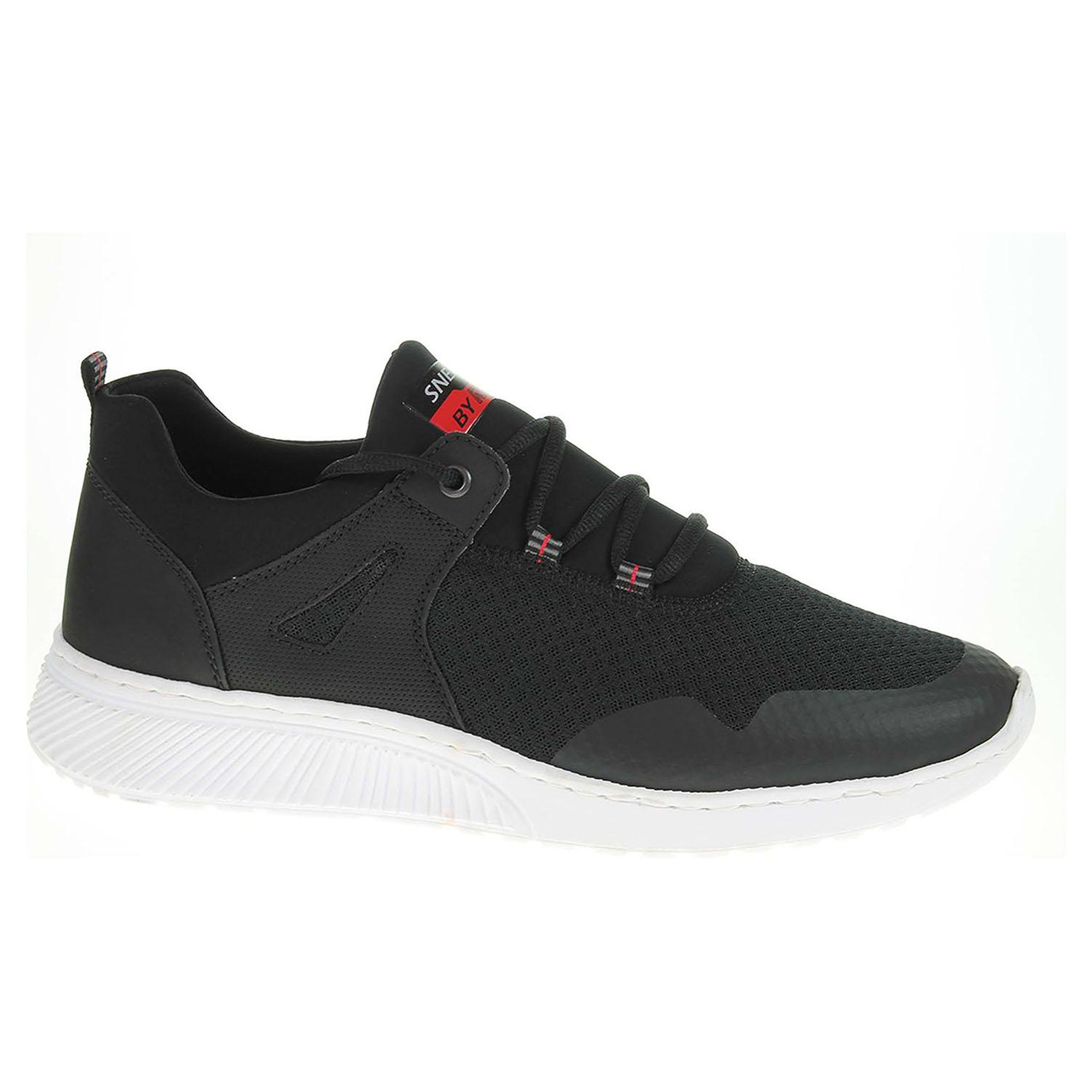Pánská obuv Rieker B5050-00 schwarz B5050-00 41