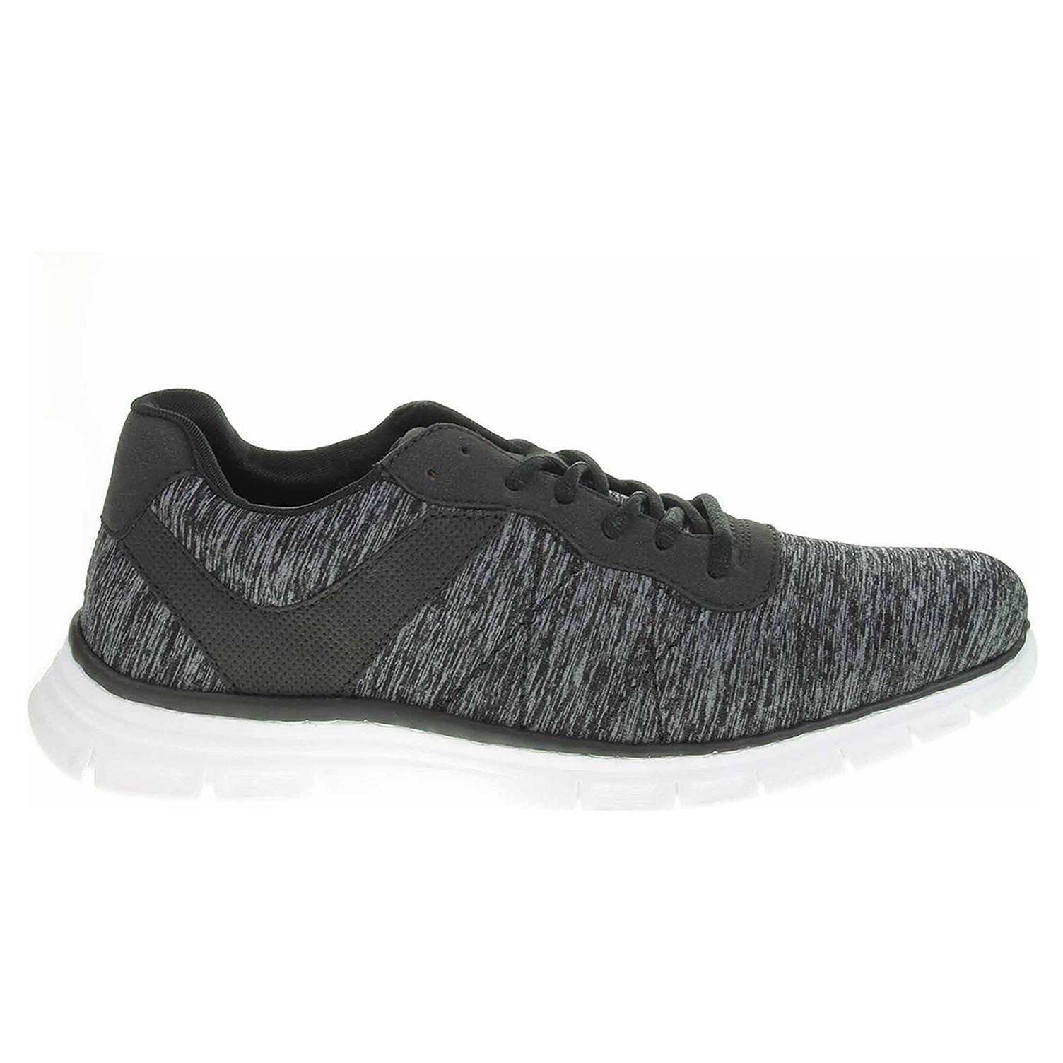 Rieker pánská obuv B4808-46 schwarz kombi B4808-46 47