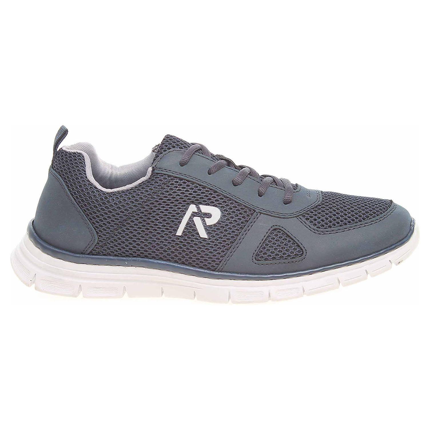 Rieker pánská obuv B4812-14 blau B4812-14 47
