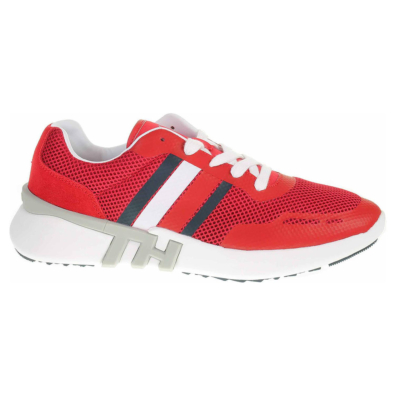 Pánská obuv Tommy Hilfiger FM0FM02661 XCN tango red FM0FM02661 XCN 42