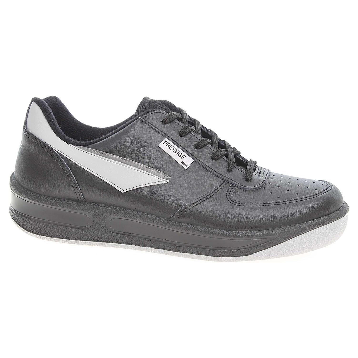 Pánská obuv Prestige 86808-60 černá 86808-60 černá 41
