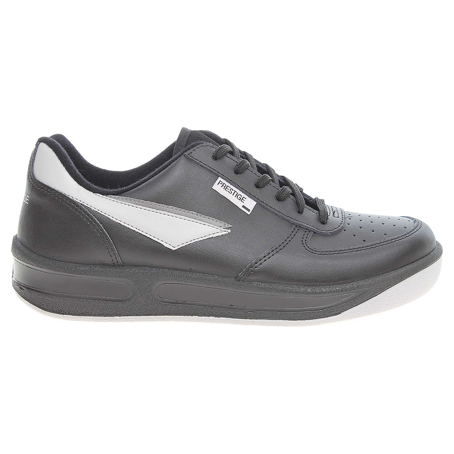 Prestige pánská obuv 86808-60 černá 86808-60 černá 47