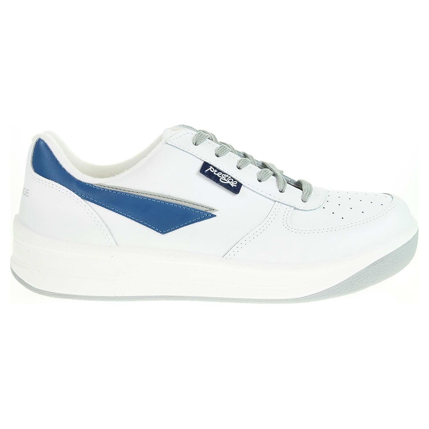 Prestige pánská obuv 86808-10 bílá 86808-10 bílá 49