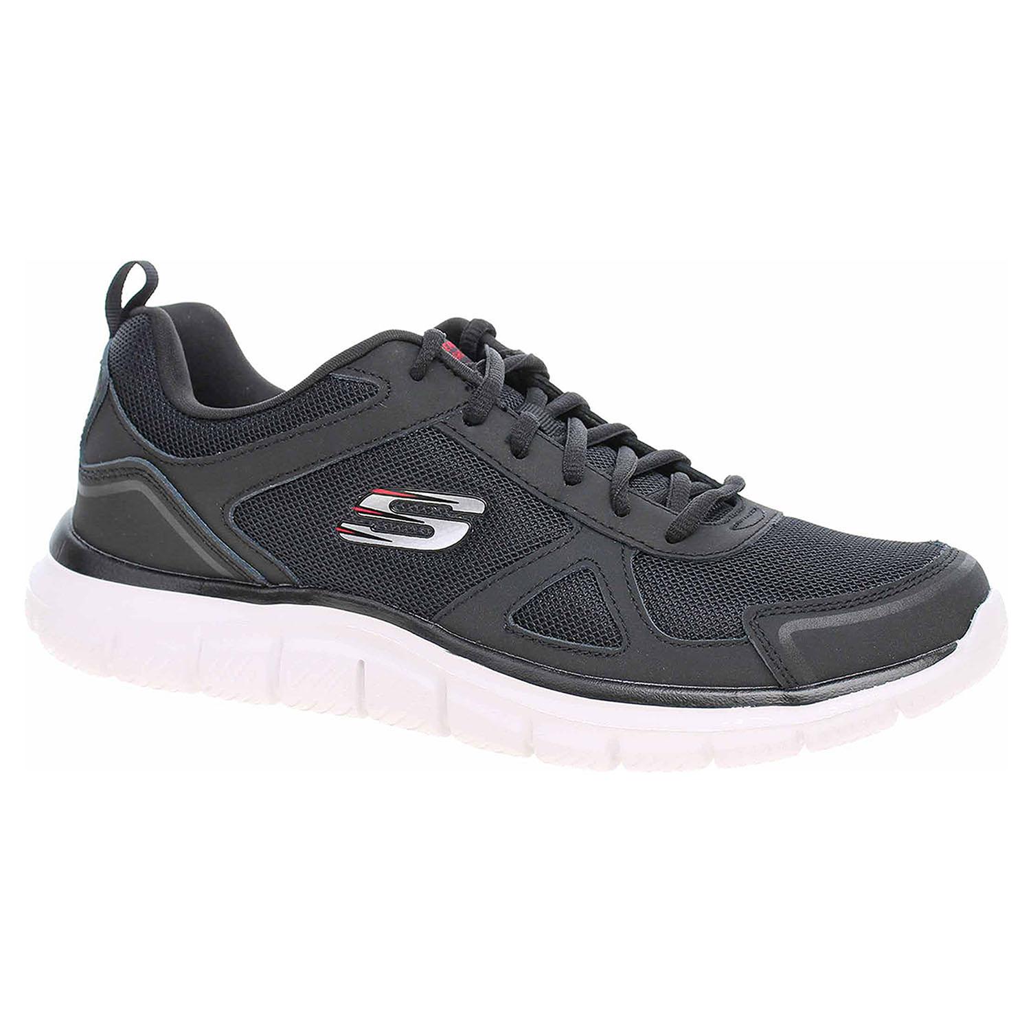 Skechers Track - Scloric black-red 52631 BKRD 42