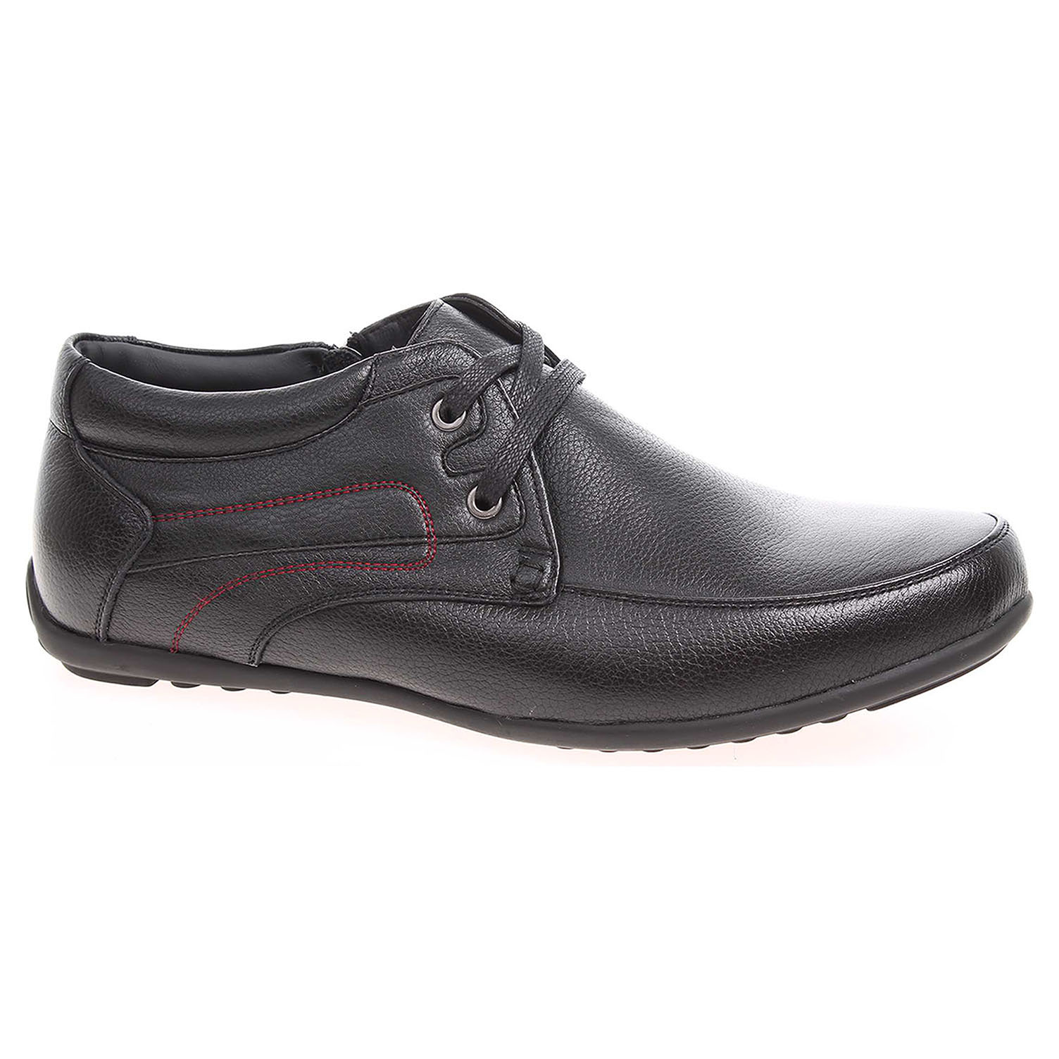 Pánská kotníková obuv Rieker B1630-00 černé 45