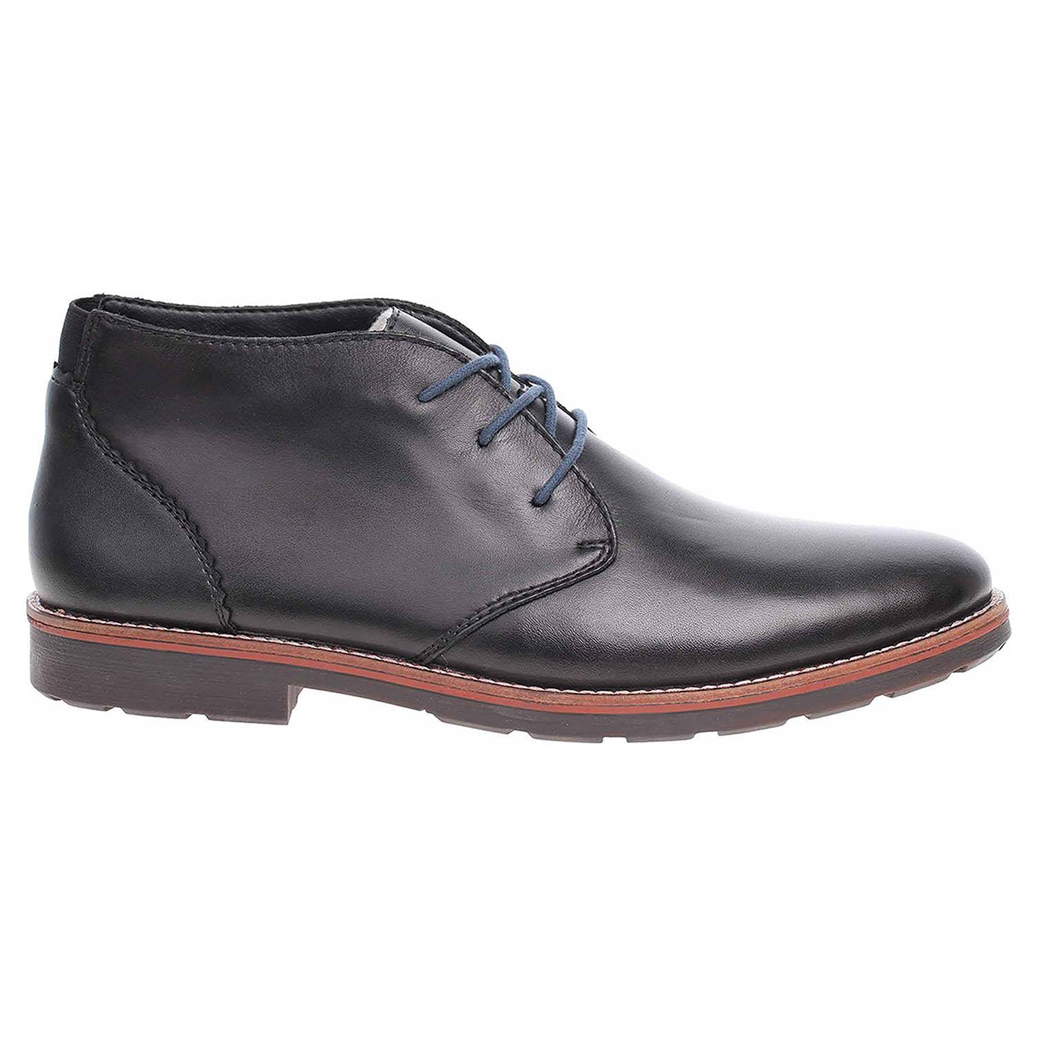 Pánská kotníková obuv Rieker 35330-00 schwarz 35330-00 41