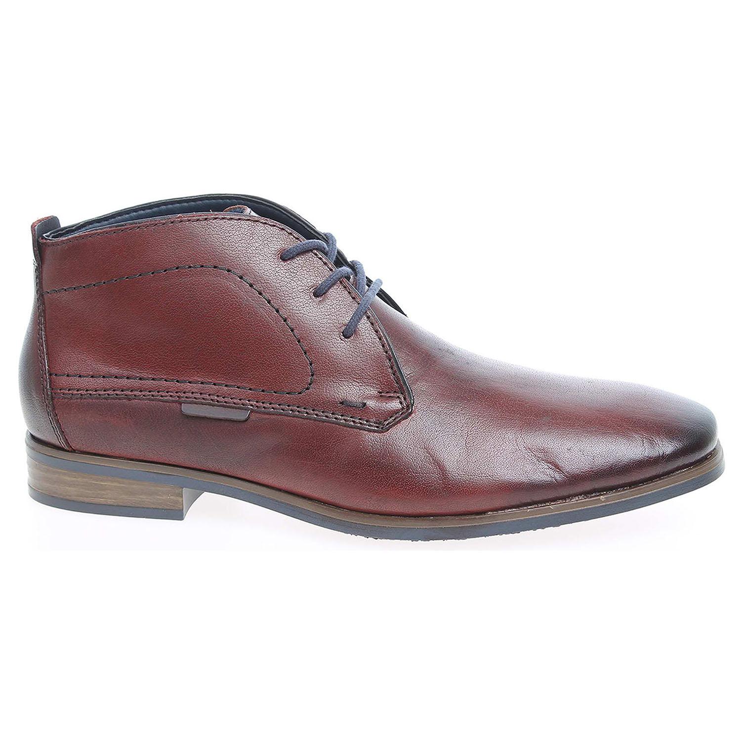 Pánská kotníková obuv Rieker 30612-26 hnědé 46