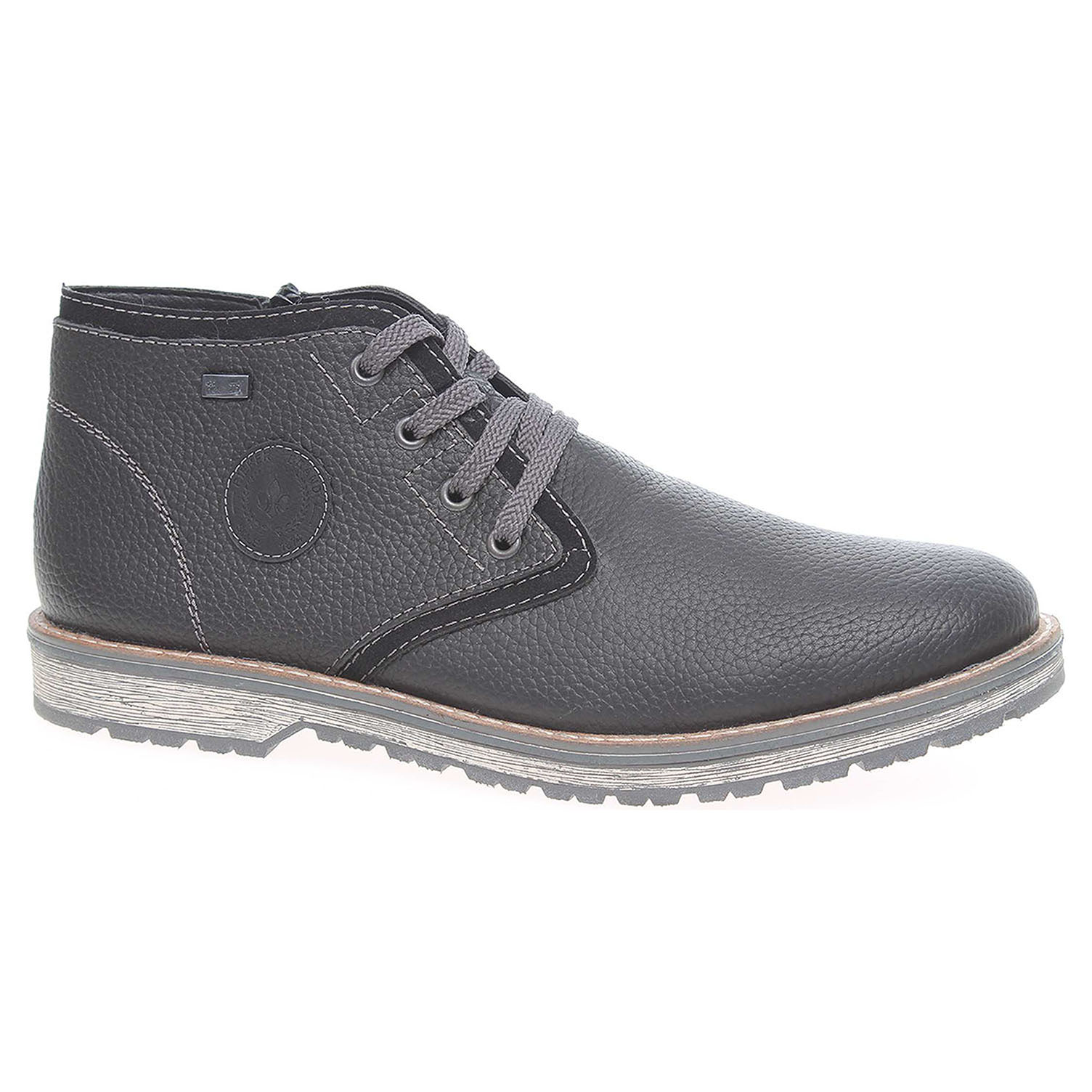 Pánská kotníková obuv Rieker 39210-00 černé 39210-00 42