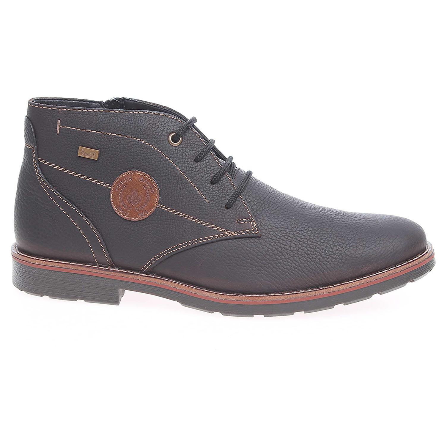 Pánská kotníková obuv Rieker 35329-25 hnědé 35329-25 43