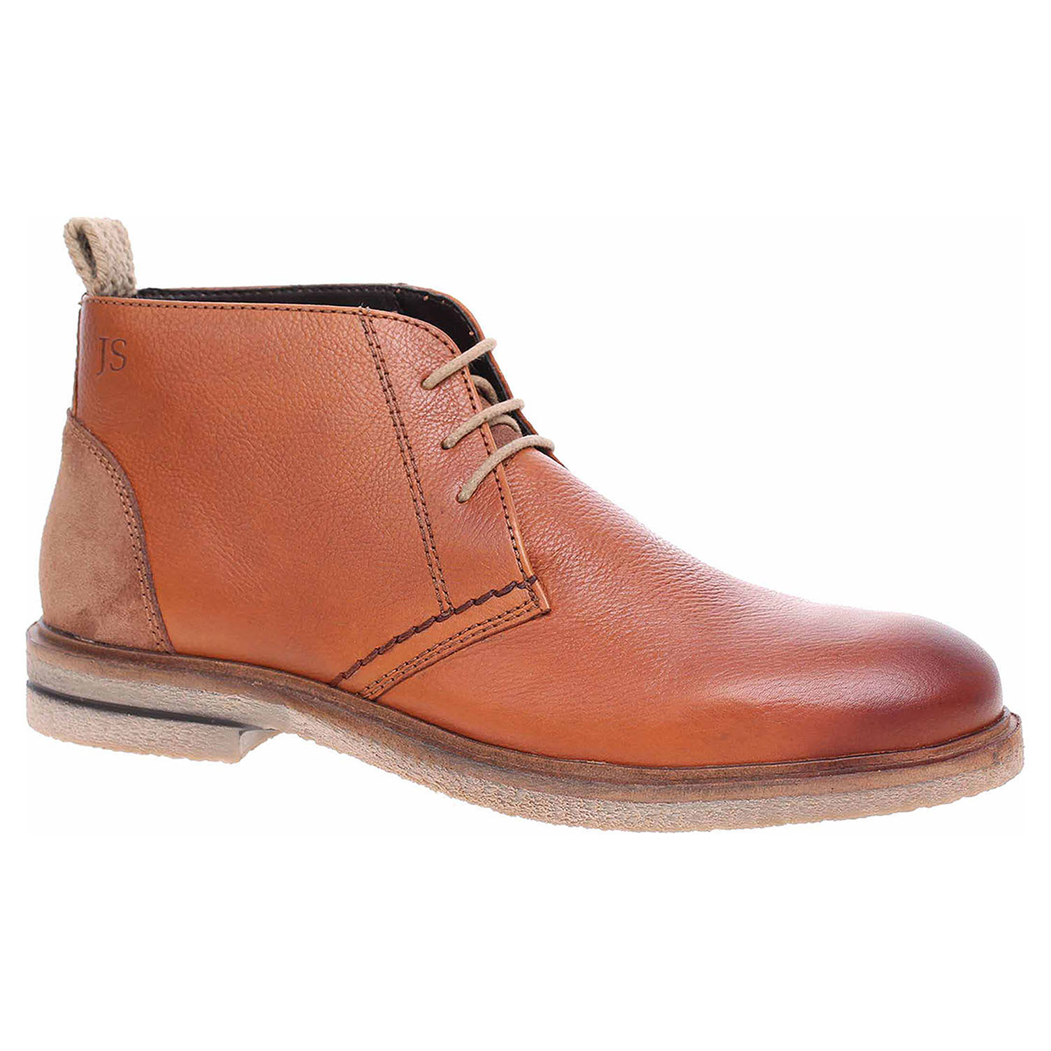 Pánská kotníková obuv Josef Seibel 28802 MI786370 cognac 28802 MI786370 41
