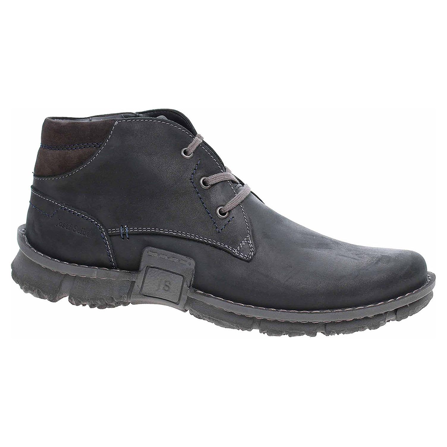Pánská kotníková obuv Josef Seibel 14147 MA994101 schwarz-kombi 14147 MA994101 46
