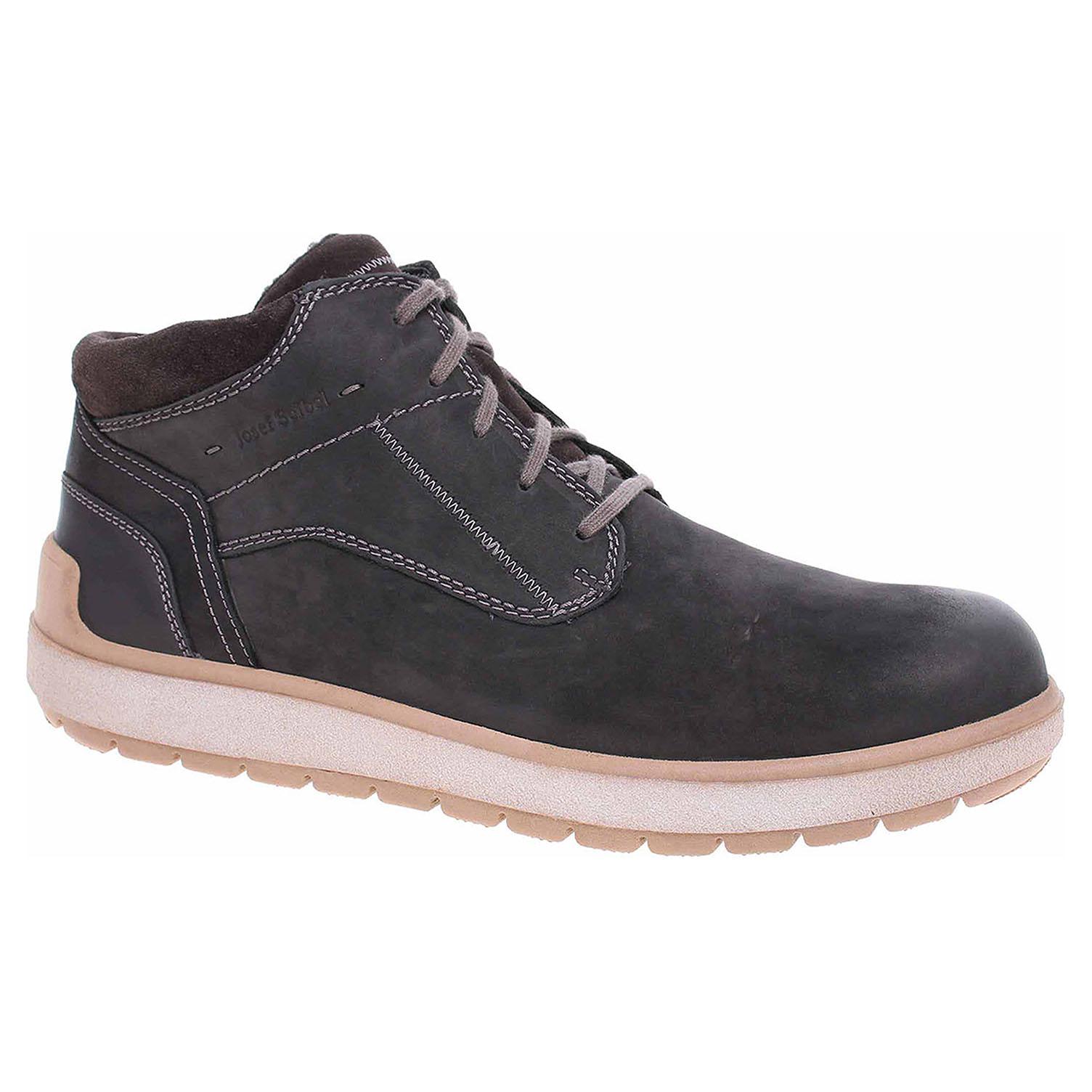Pánská kotníková obuv Josef Seibel 11747 PL994100 schwarz 11747 PL994100 42