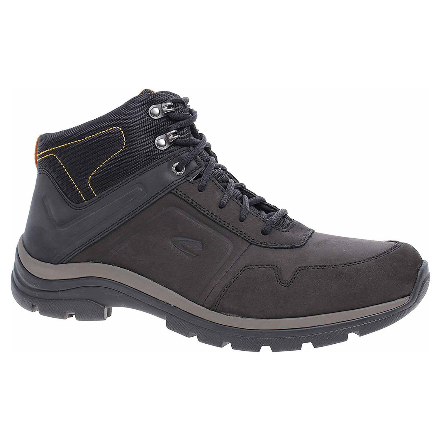 Pánská kotníková obuv Camel Active 532.12.11 black 532.12.11 42