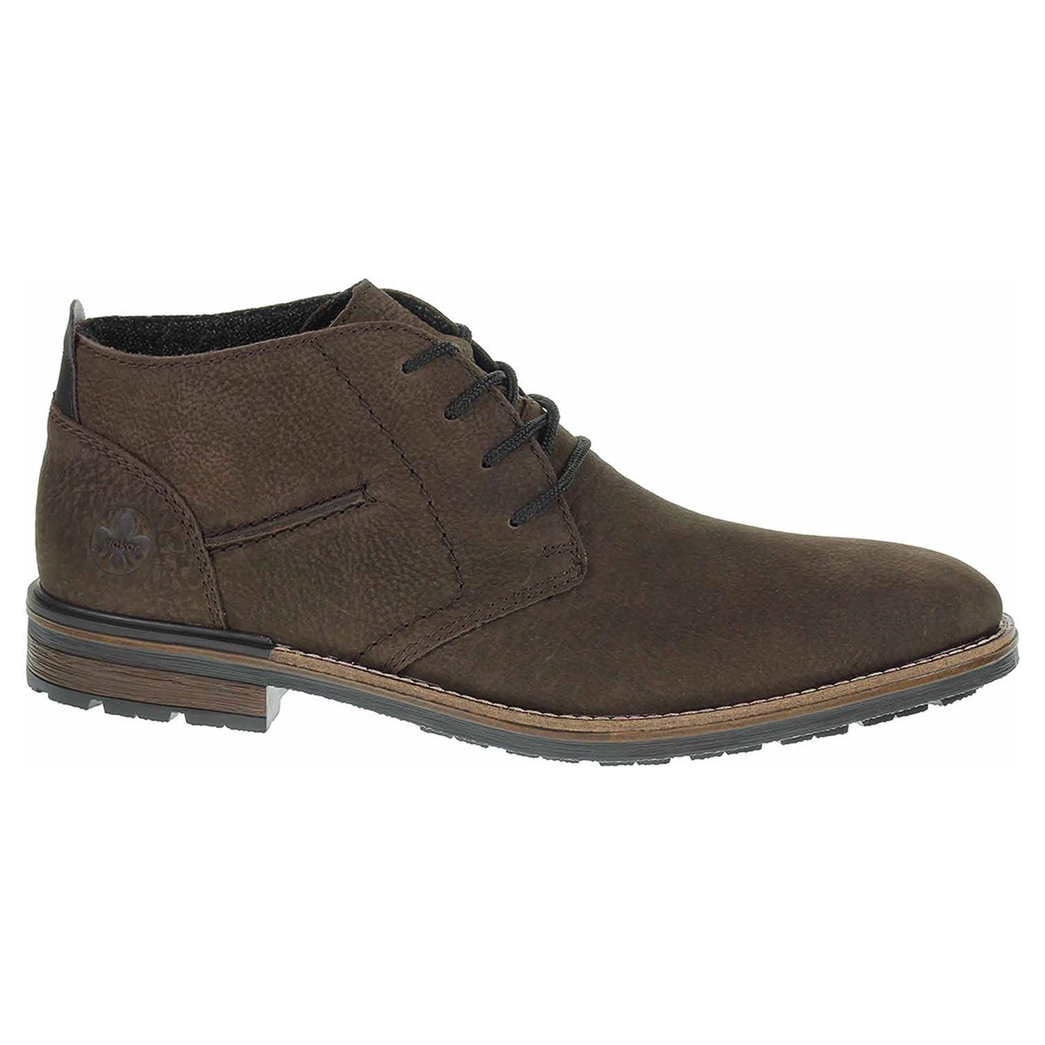 Pánská kotníková obuv Rieker B1330-25 braun B1330-25 41