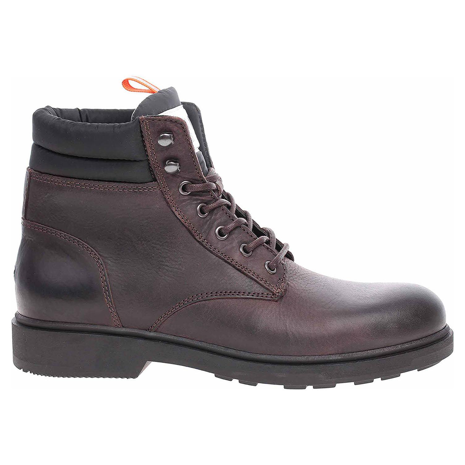 Pánská kotníková obuv Tommy Hilfiger EM0EM00314 212 coffee bean EM0EM00314 212 41