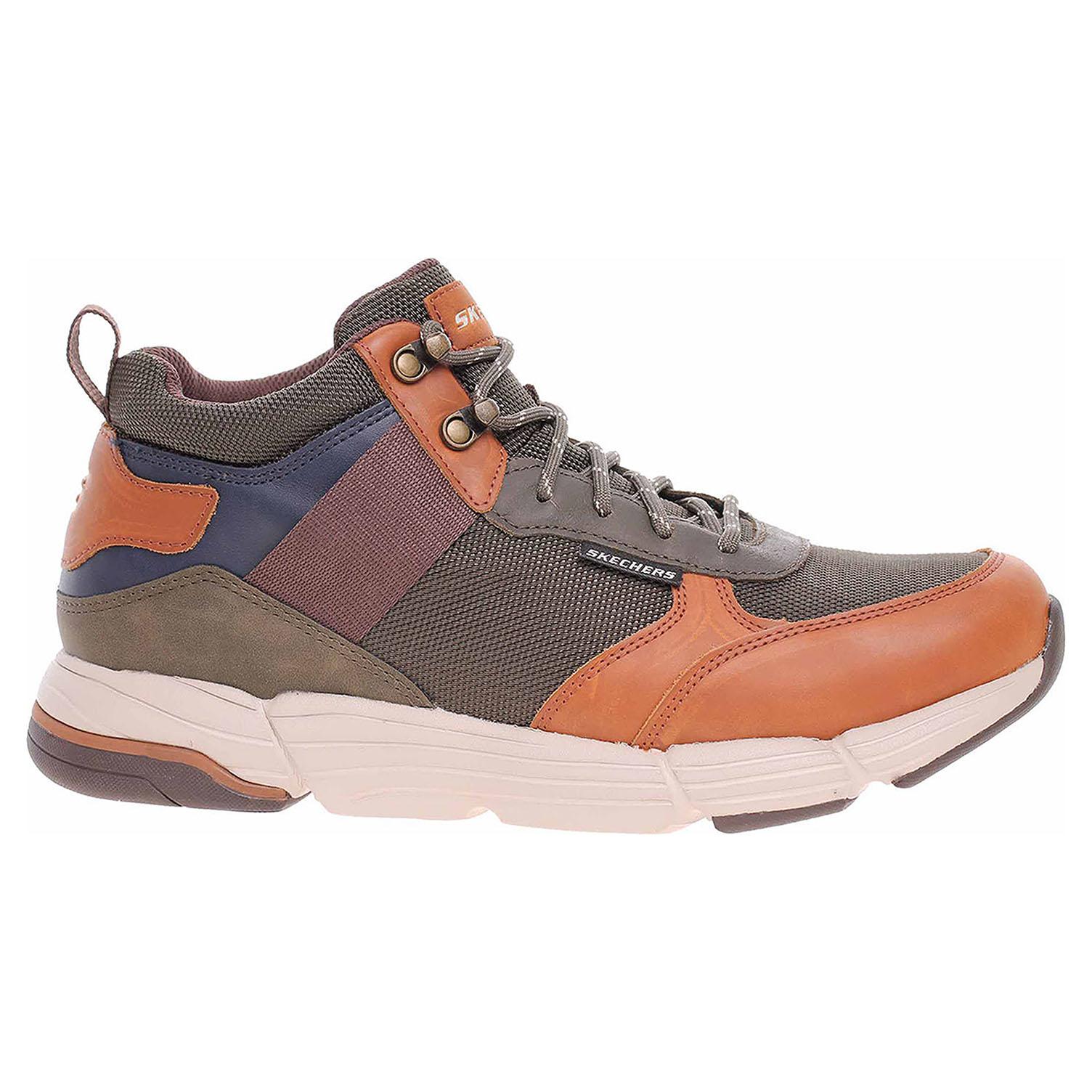 Skechers Metco - Beltop brown-olive 66250 BROL 42