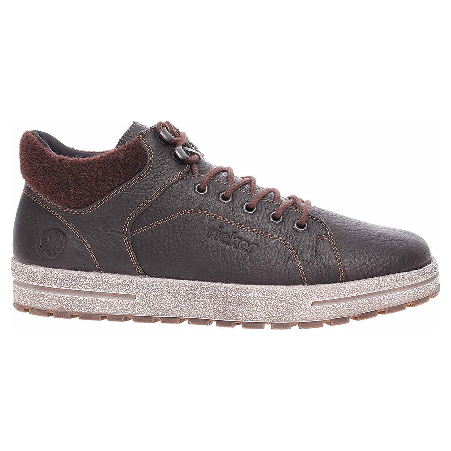 Pánská kotníková obuv Rieker 10740-26 braun 10740-26 41
