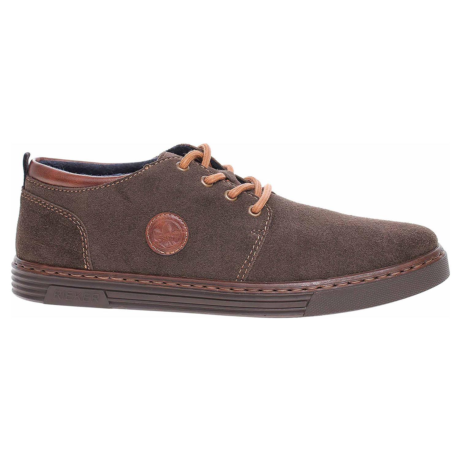 Pánská kotníková obuv Rieker B4941-26 braun B4941-26 41