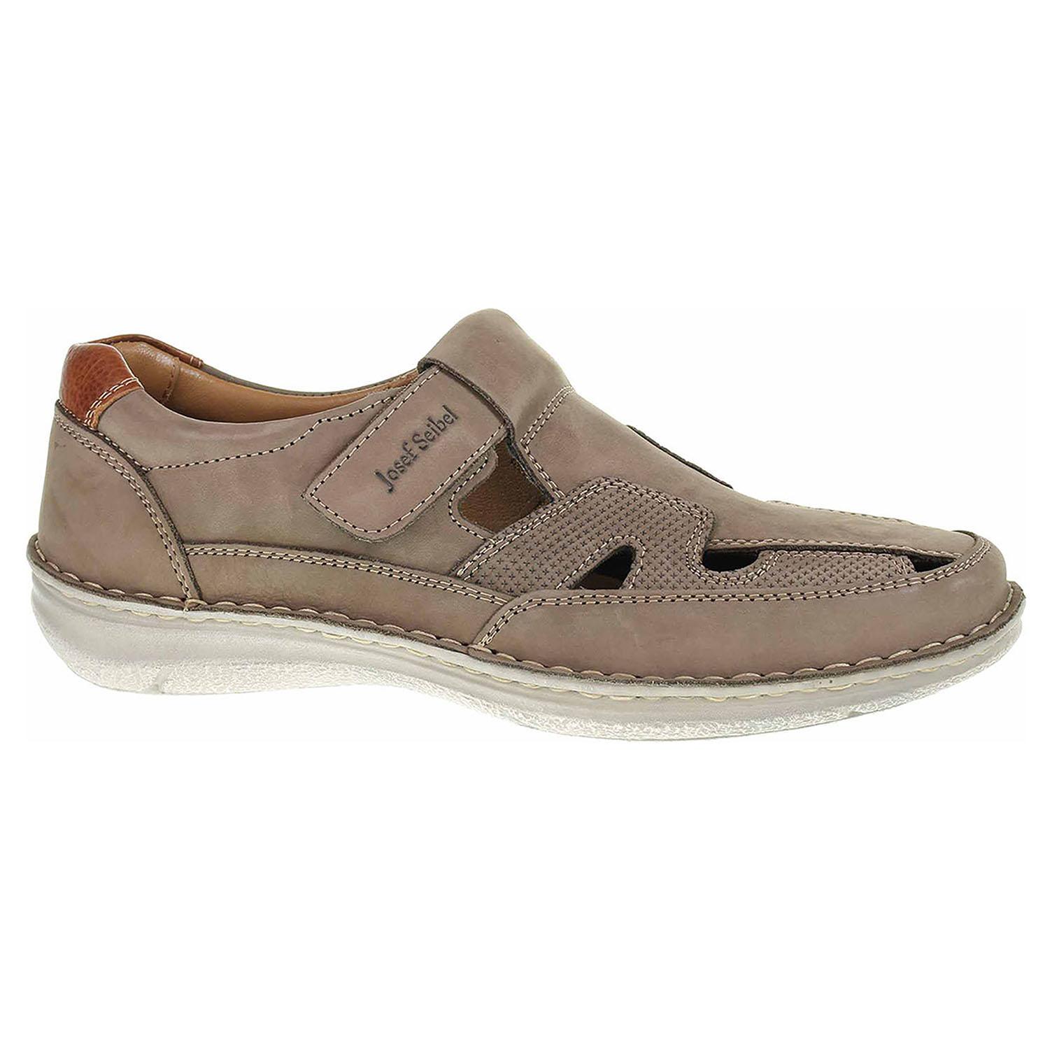 Pánské sandály Josef Seibel 43635 81710 grau 43635 81710 45