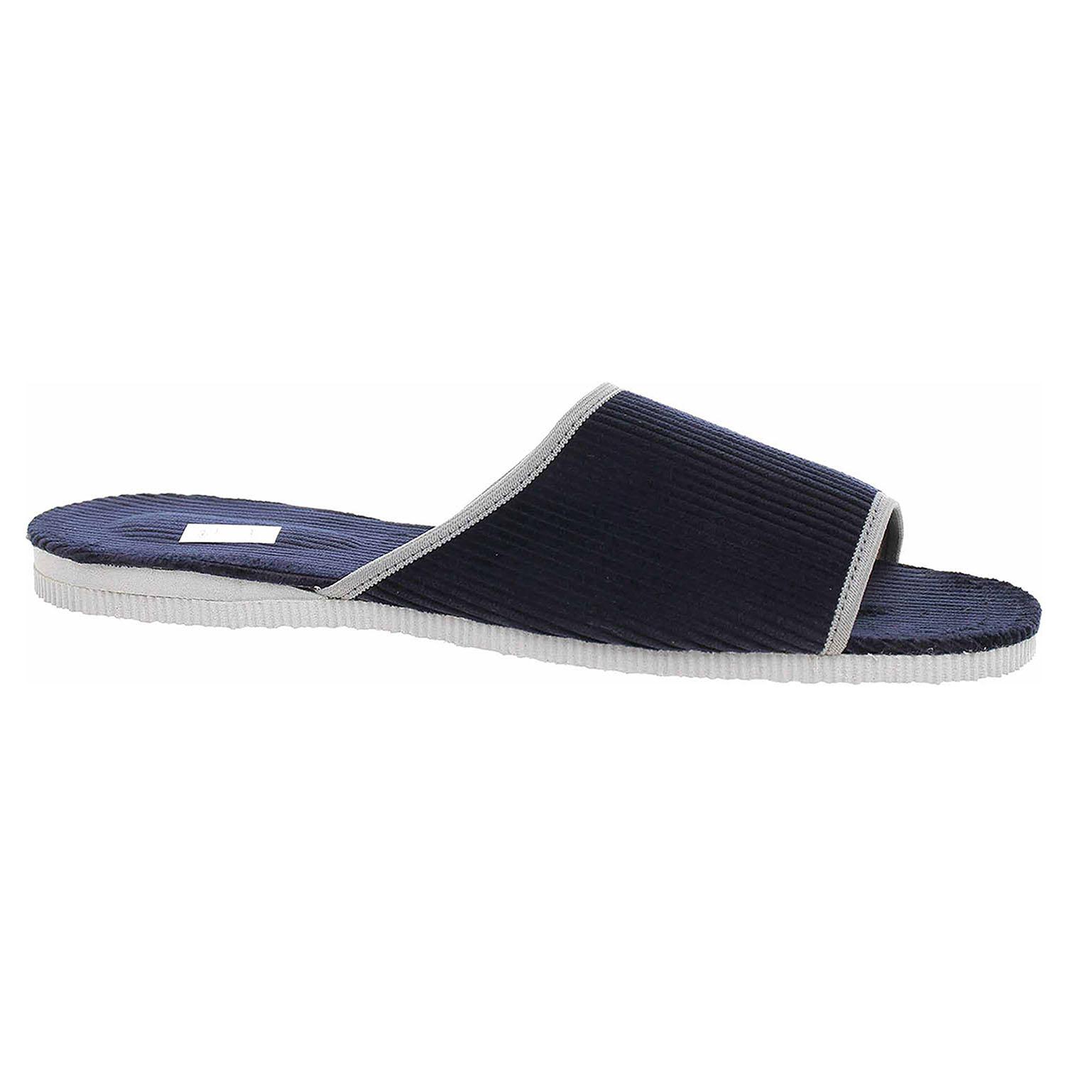Pánské domácí pantofle Pegres 3009.01 modrá 3009.01 modrá 48