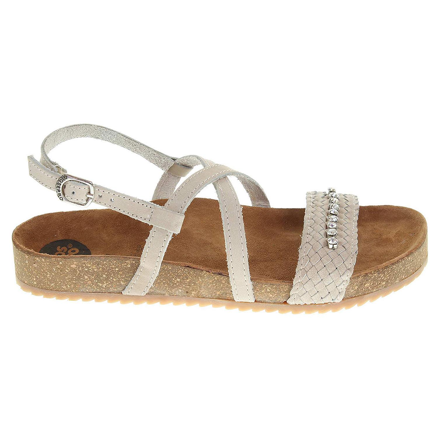 Gioseppo Matiena off-white dívčí sandály Matiena off-white 32