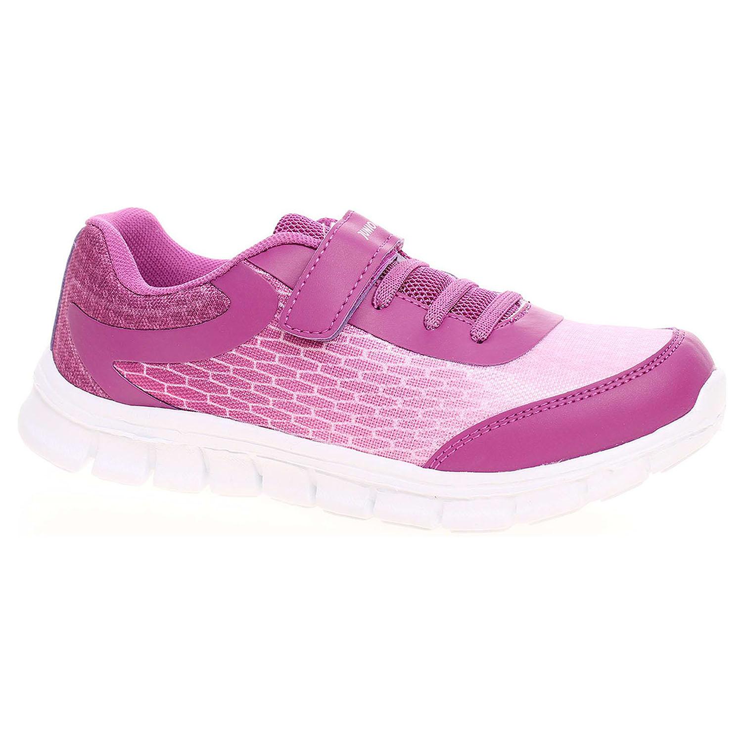 Dívčí obuv Junior League L81-128-057 purple 12805743211 31