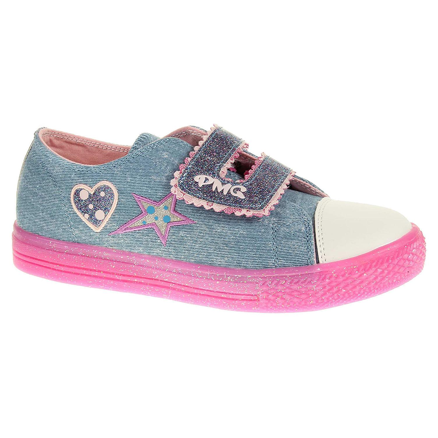 Dívčí obuv Primigi 7329000 modrá 7329000 31