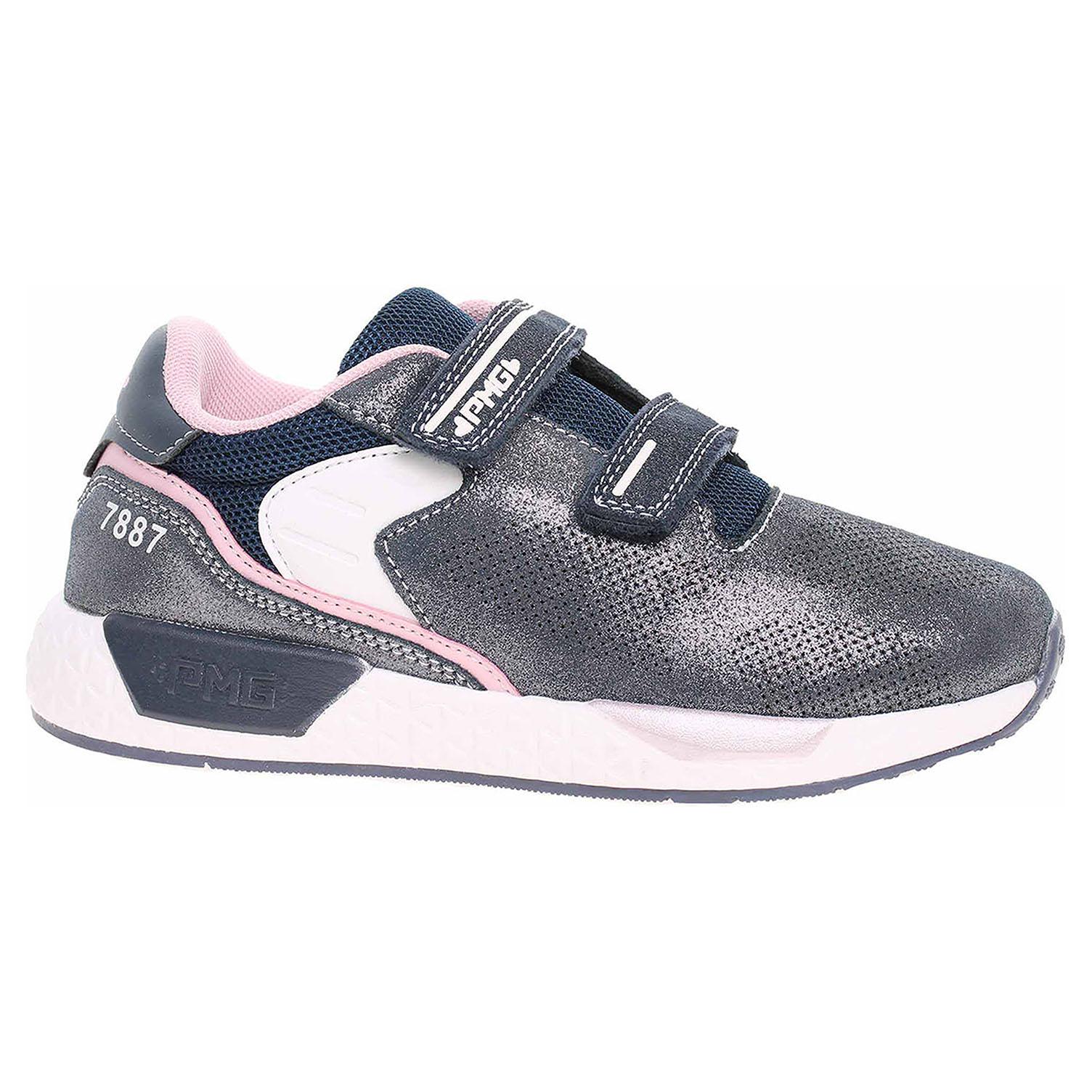 Dívčí obuv Primiogi 4456744 navy 4456744 31