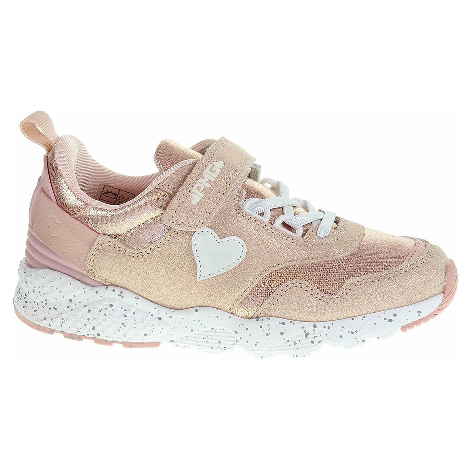 Dívčí obuv Primigi 4457900 rosa-rosa 4457900 31