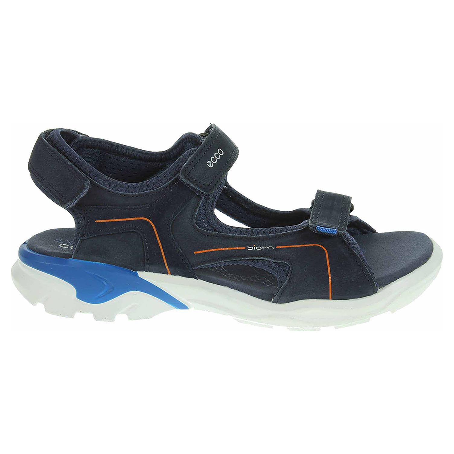 Ecco Biom Raft chlapecké sandály 70063251079 night sky-marine-night sky 70063251079 27