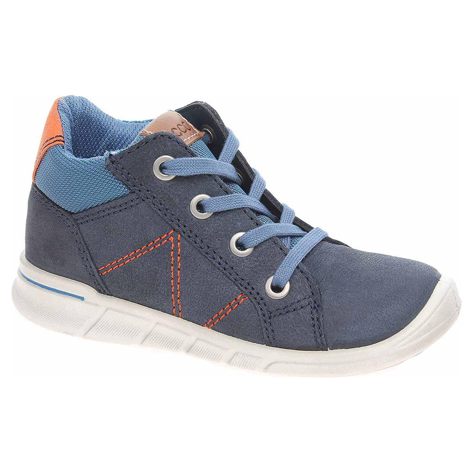 Chlapecká kotníková obuv Ecco First 75409111038 marine 75409111038 22