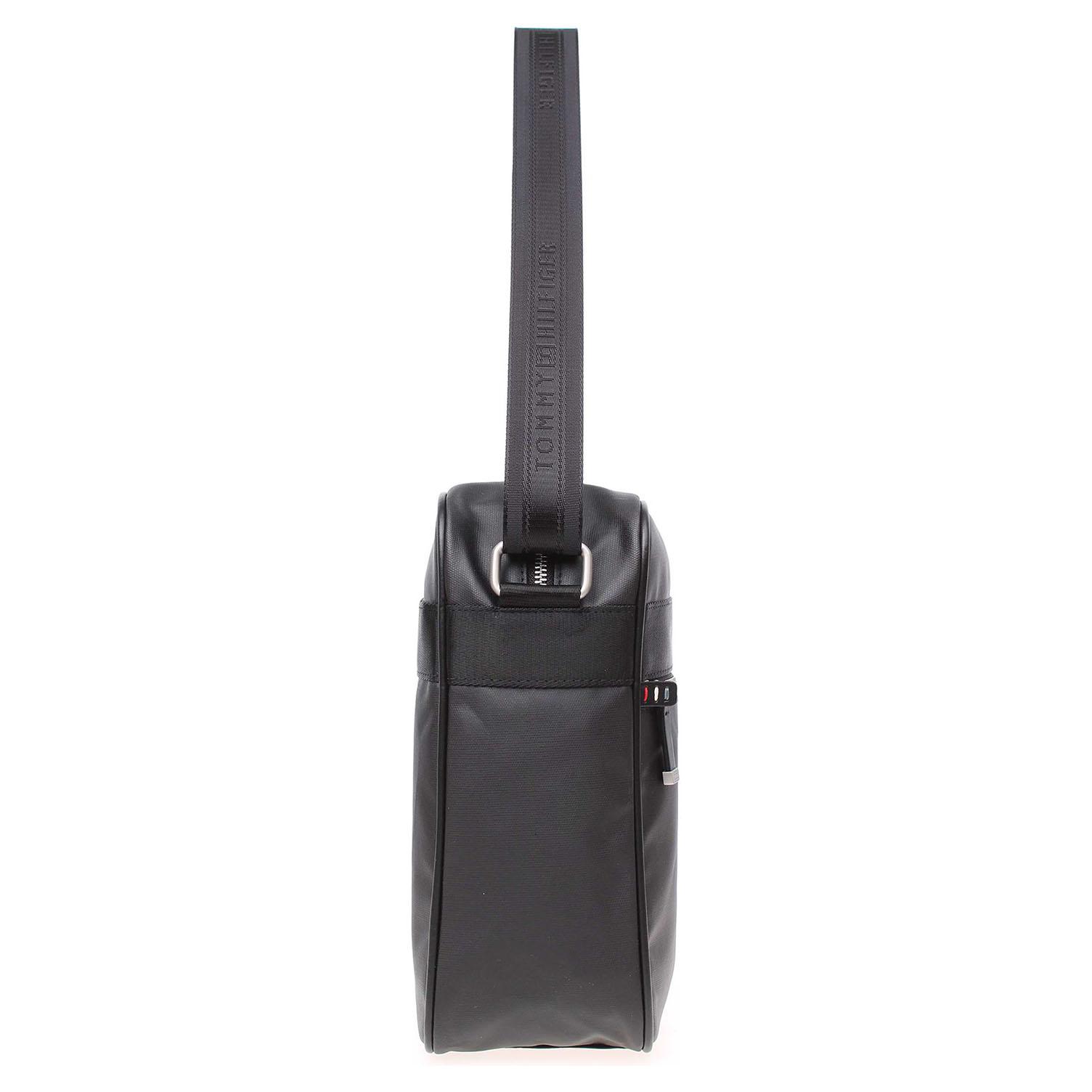 detail Tommy Hilfiger taška na notebook BM56927272 černá ac9496d3d6