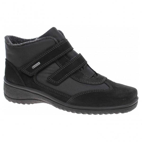 5a5c5b1fd475 detail Dámska členkové topánky Ara 48518-61 schwarz