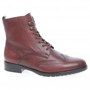 699320698843f Dámska členkové topánky Tamaris 1-25113-27 hnědé   REJNOK obuv