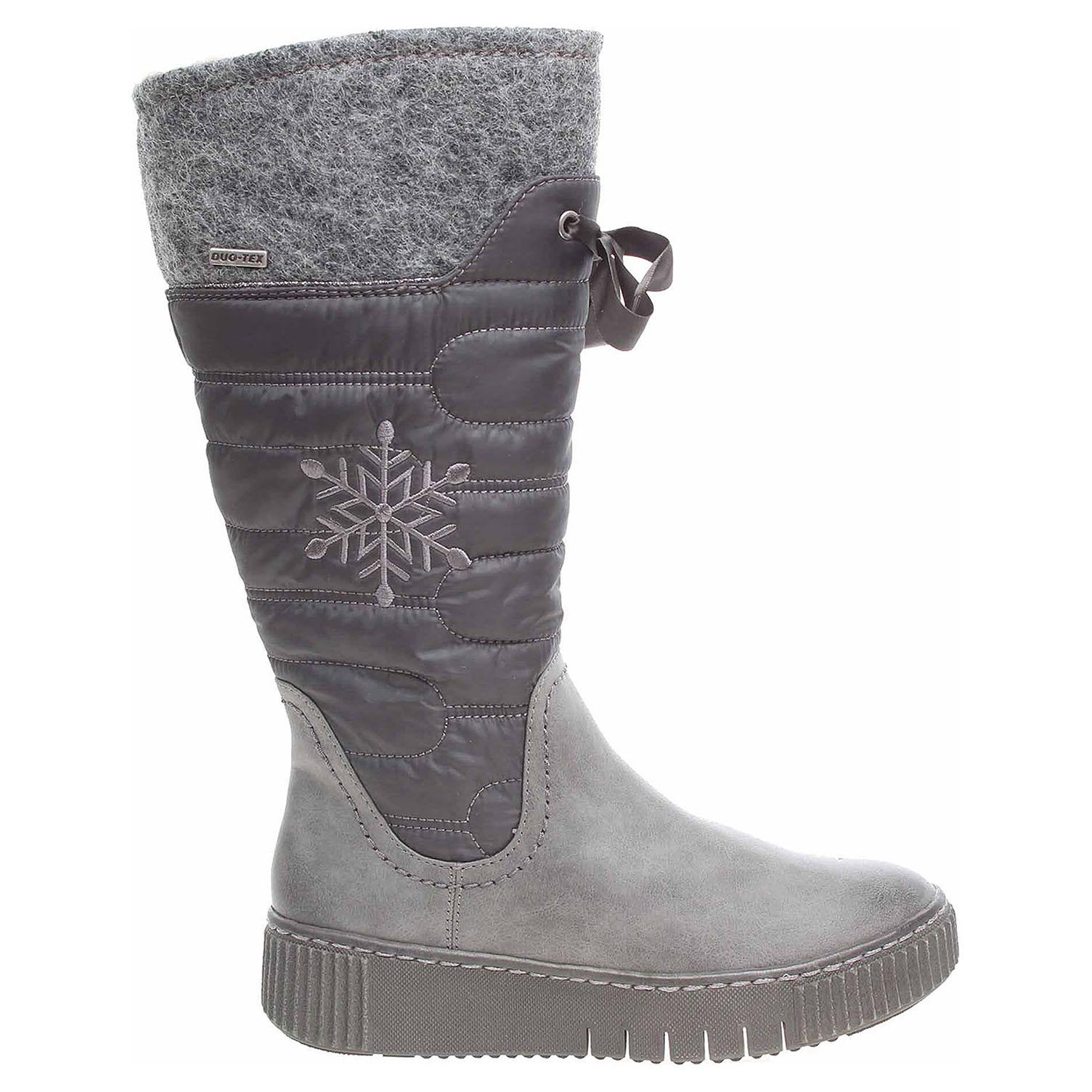 a6e903e102c61 Tamaris dámská obuv 1-26628-39 graphite comb | REJNOK obuv