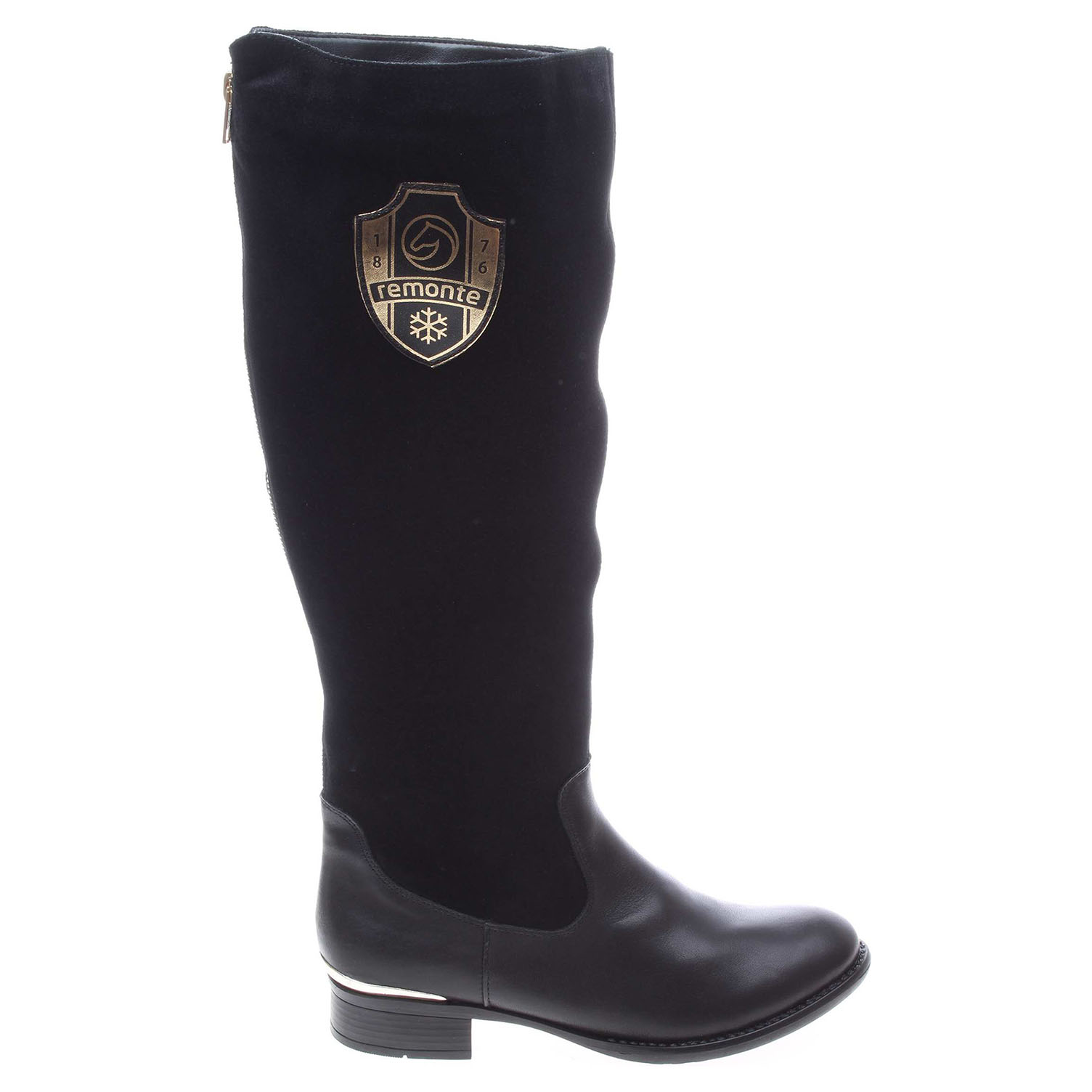 0ece947471257 Remonte kozačky R6482-00 černá   REJNOK obuv