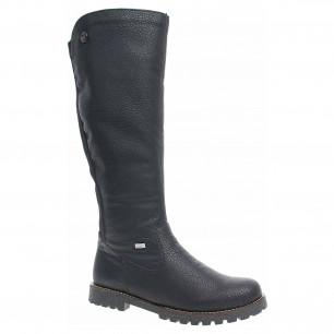 5a3a4f82170c9 Dámske čižmy Rieker Z7354-00 schwarz   REJNOK obuv