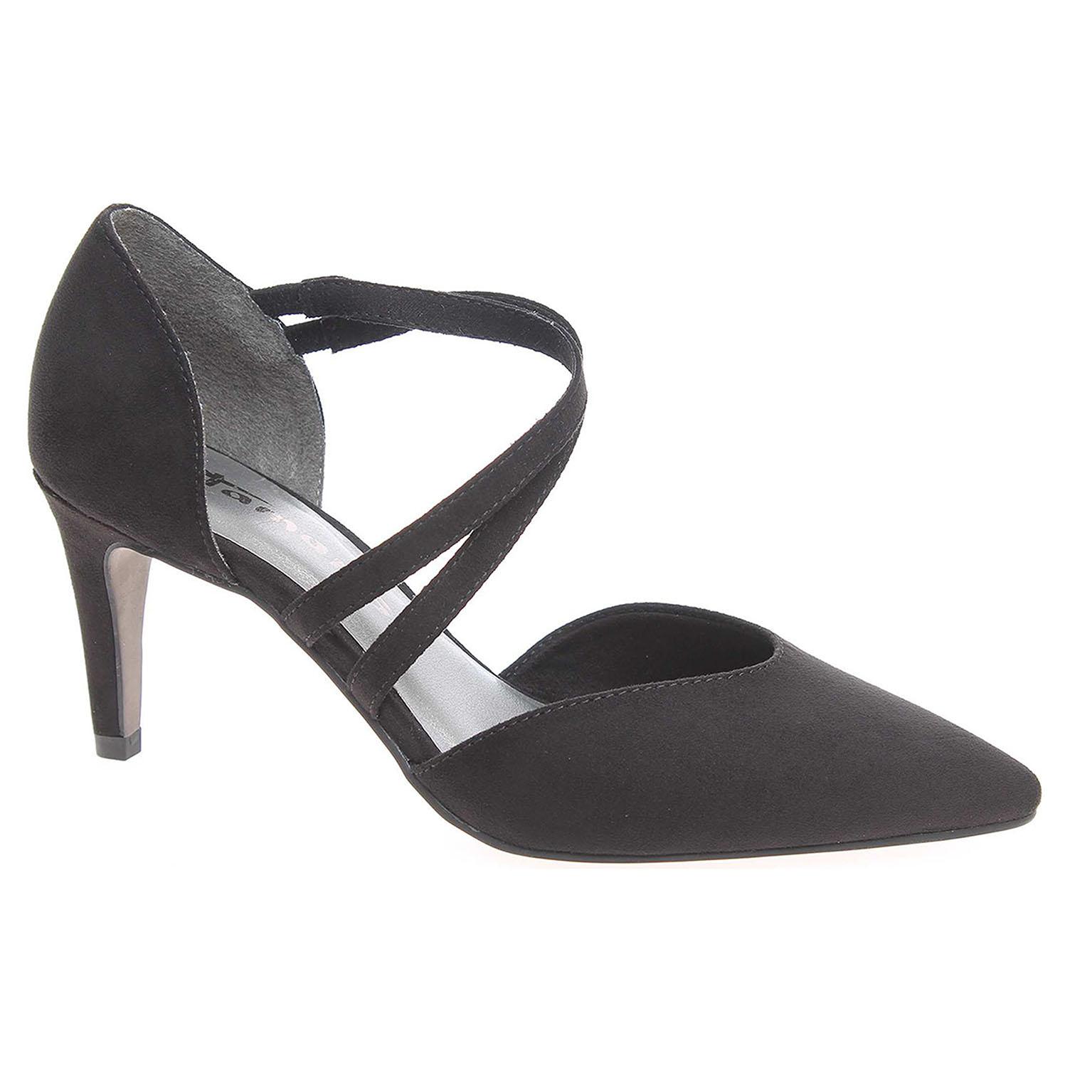 462a9d45f224b Dámska spoločenské topánky Tamaris 1-24406-29 černé   REJNOK obuv