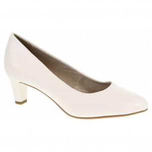 895d3da34af2c Dámska spoločenské topánky Tamaris lodičky 1-22493-21 white matt