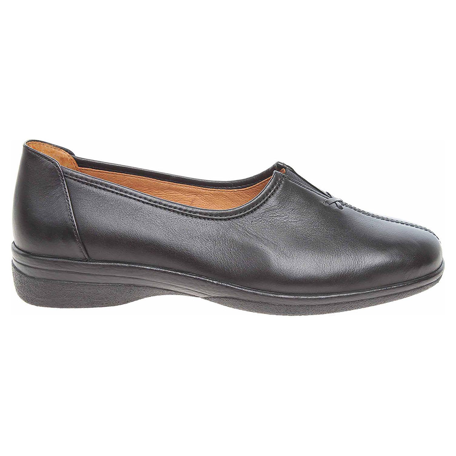 b6cde3263 Gabor dámské mokasiny 76.033.57 černé | REJNOK obuv