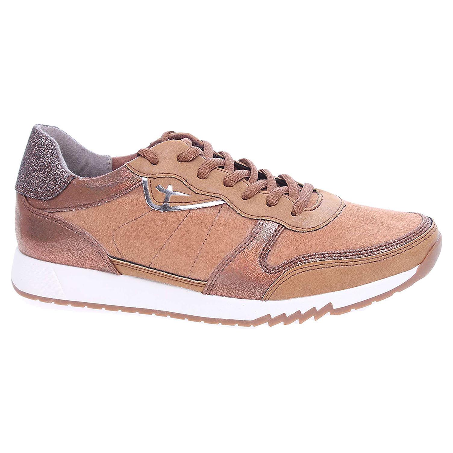 c17894312ccc Dámska topánky Tamaris 1-23602-27 hnědá