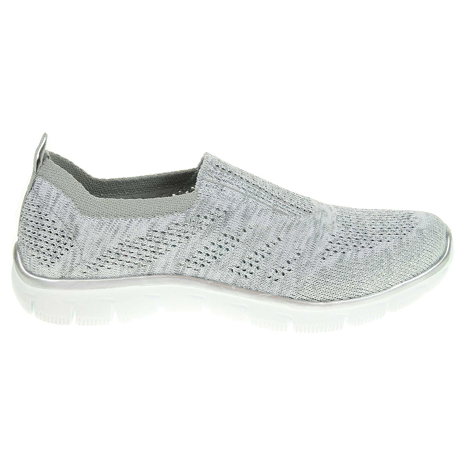 Skechers Empire Round Up gray-silver